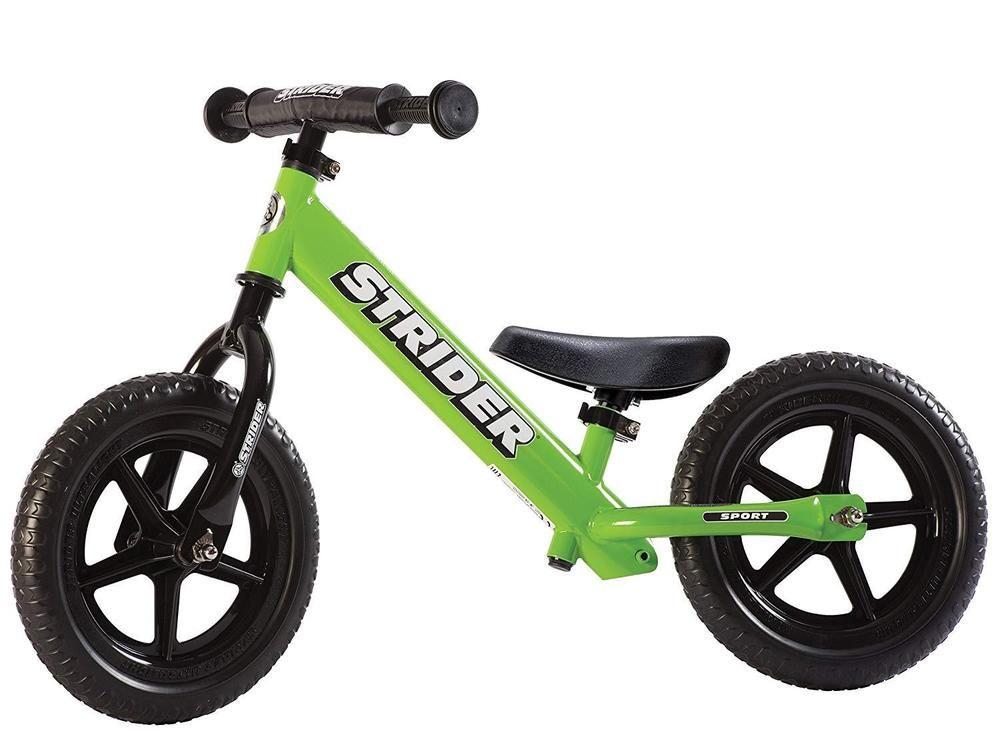 Strider 12 Sport Balance Bike, Ages 18 Months to 5 Years