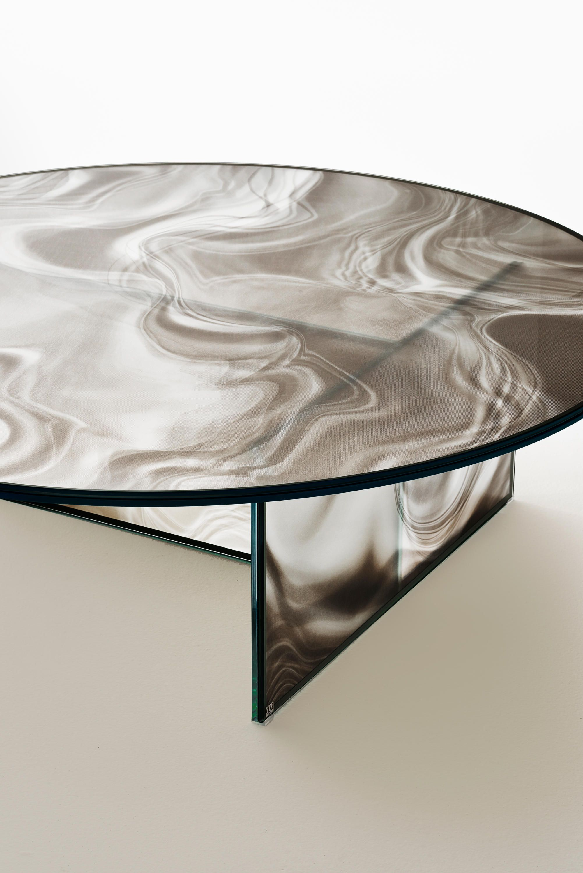 - LIQUEFY - Designer Coffee Tables From Glas Italia ✓ All