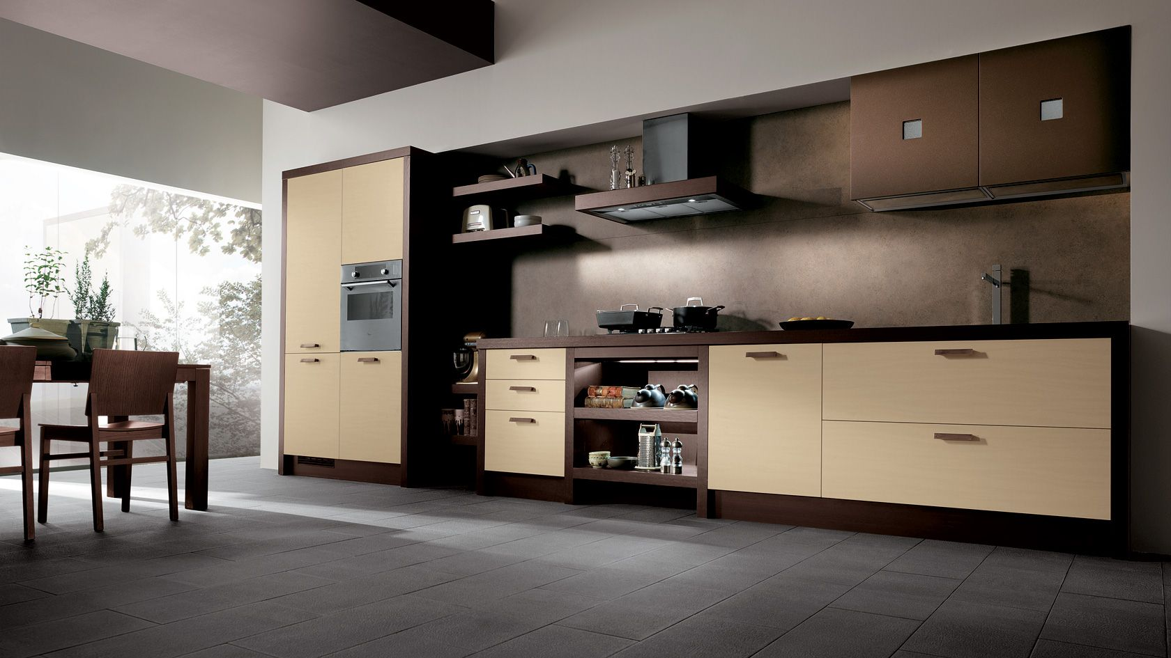kitchen tribe scavolini | private house | pinterest | kitchens, Hause ideen