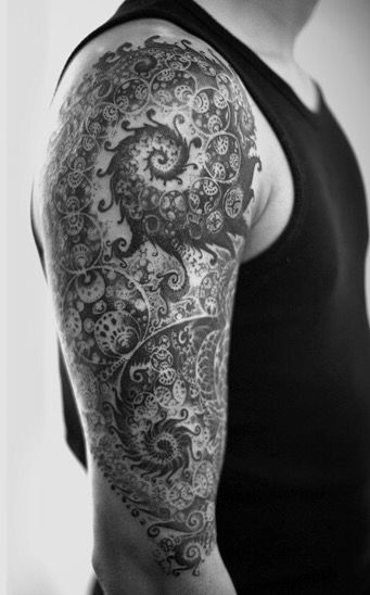 Sleeve by Piotr Szot