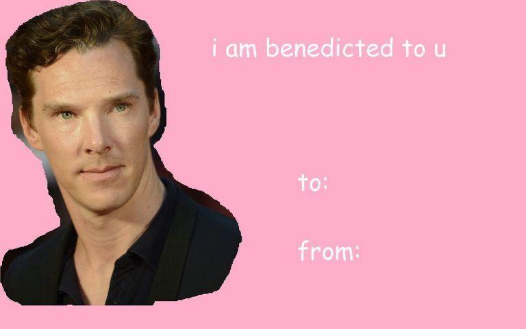 best 18 sebenedict cumberbatch memes  funny valentines