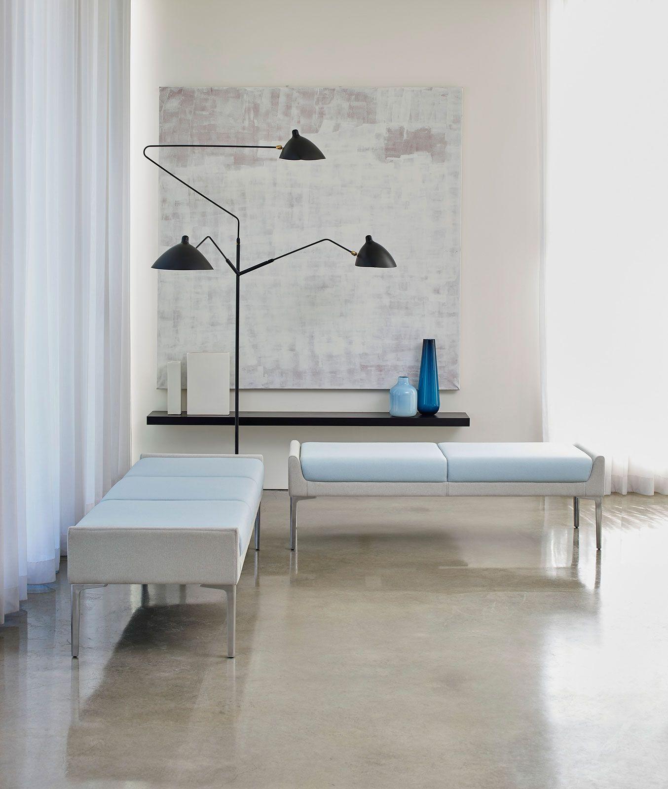 Modern Corporate Design Inspiration Arcadia S Savina Bench