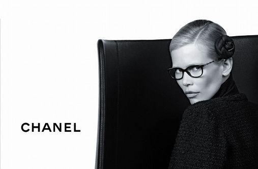 Chanel glasses Fall Winter 2011 2012   CHANEL   Pinterest 359ed05d8841
