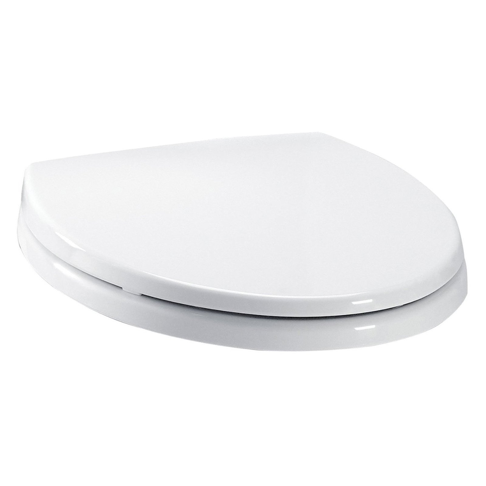 Toto SS114 SoftClose Plastic Elongated Toilet Seat Colonial