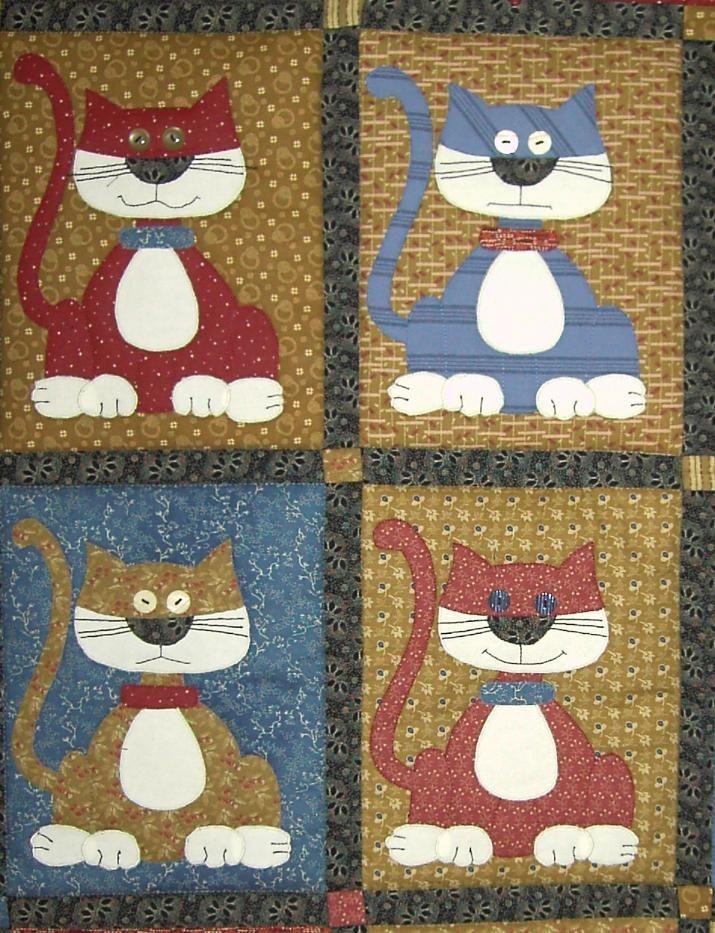Alley Cat Tales Quilt patterns Pinterest Primitive quilts - grimm küchen rastatt