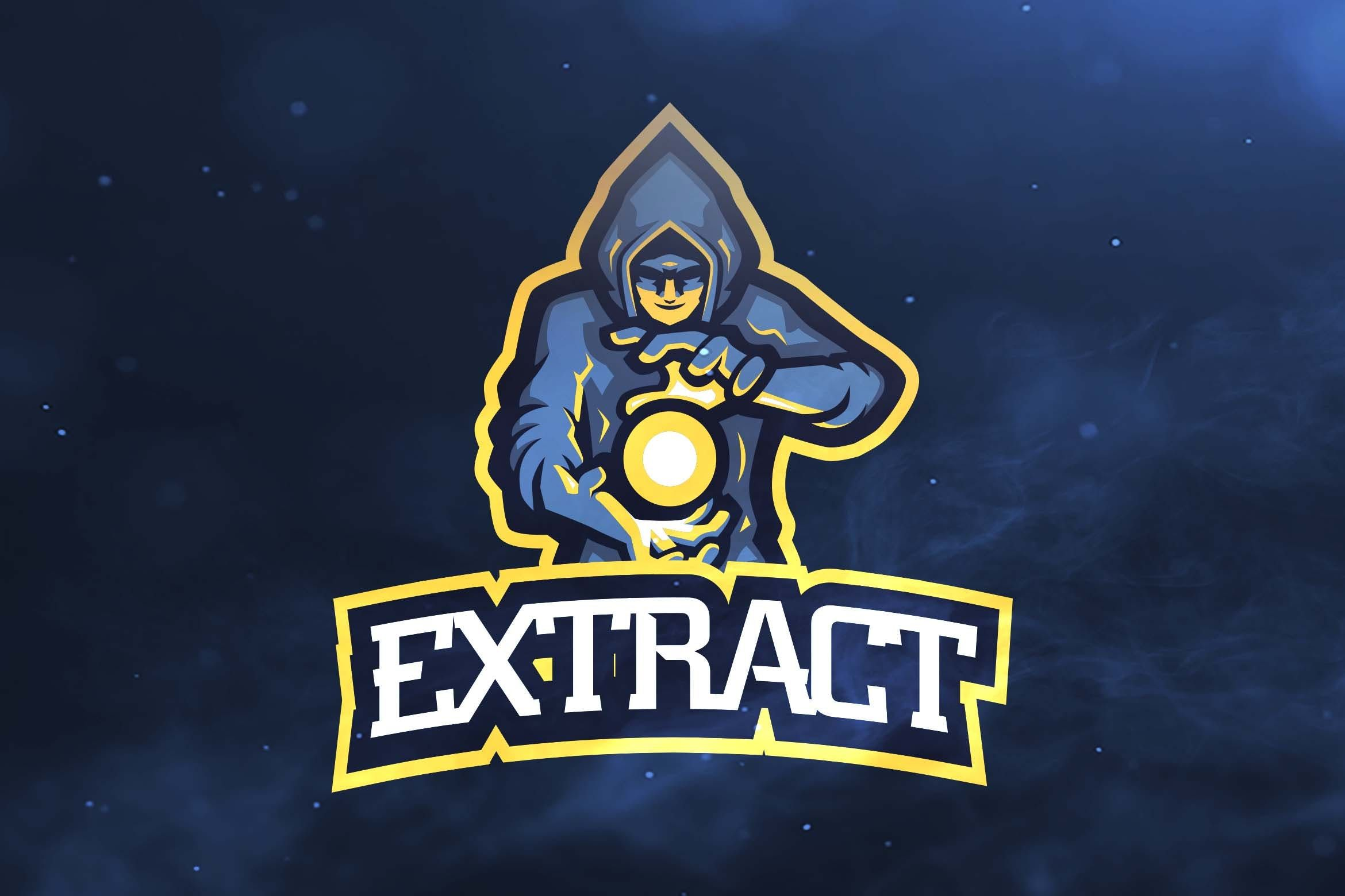 Extract Sport and Esports Logos by ovozdigital on in 2020