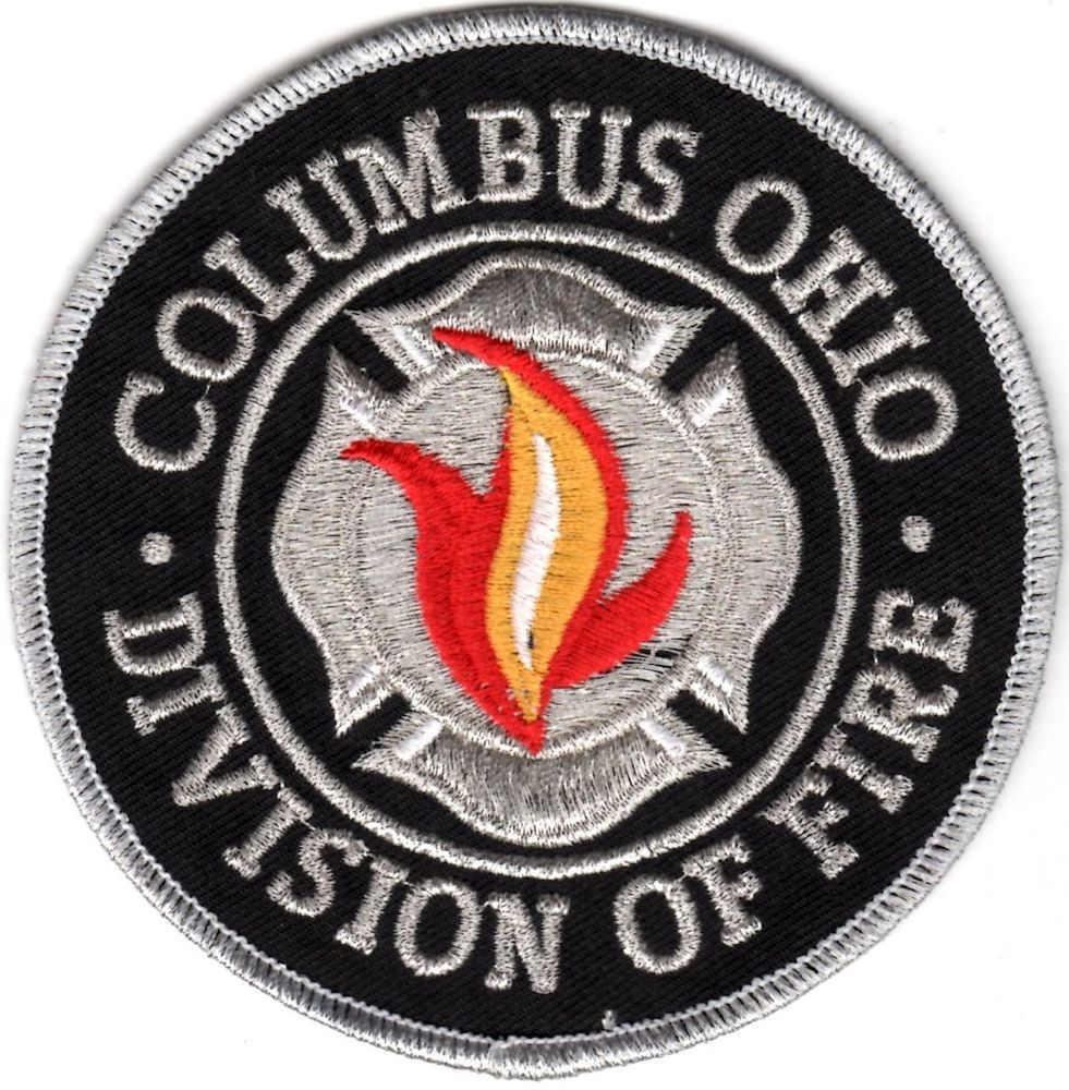 columbus division of fire ohio patch new fire dept patches