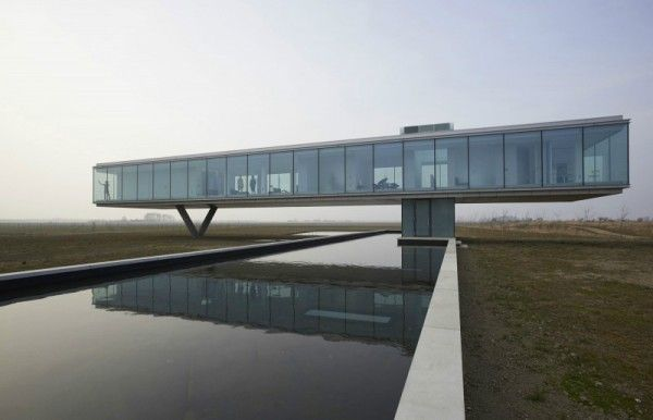 Courtesy of Paul de Ruiter Architects