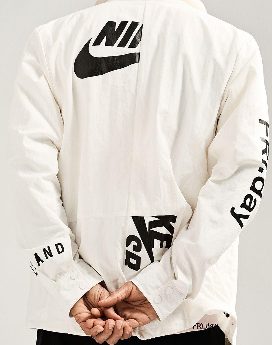 Nike sb soulland jacke