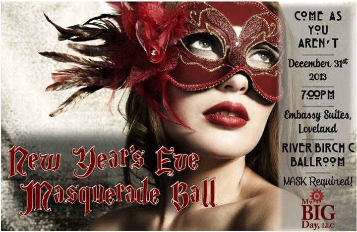 Picture (With images) | New years eve party, Masquerade ...