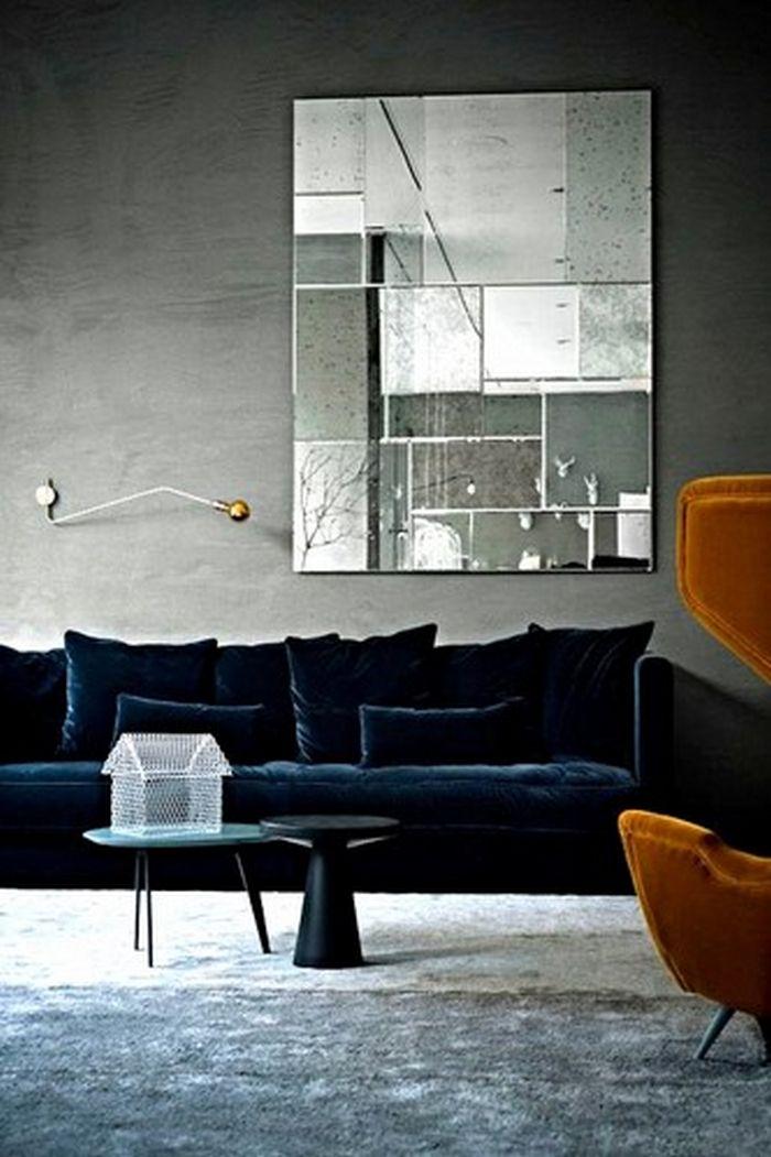 Samt Sofa | Modernes Sofa | Velvet Sofa | Modern Sofa | TOP 10 SOFAS FÜR  EIN MODERNES WOHNZIMMER | Www.wohnenmitklassikern.com