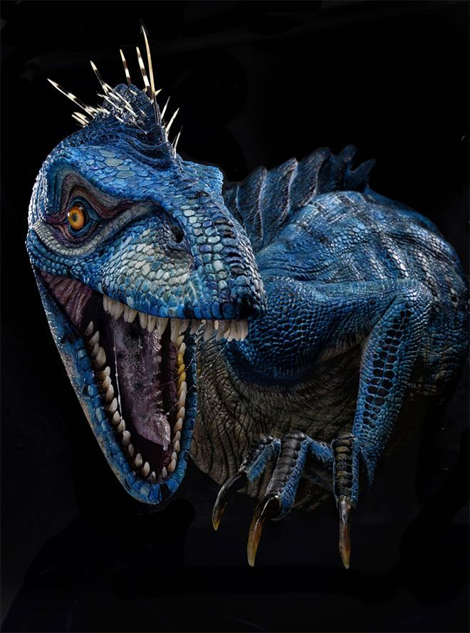 Showcase of Modern Paleoart: 60 Fearsome Dinosaur Illustrations & 3D Renders