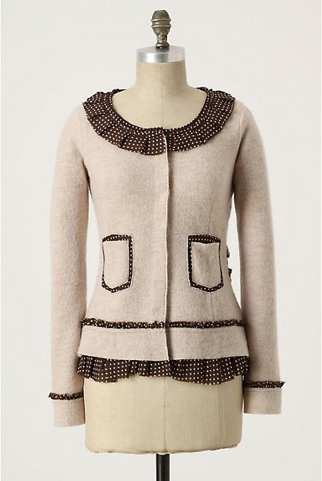 (Another) Anthropologie Inspired Cardigan