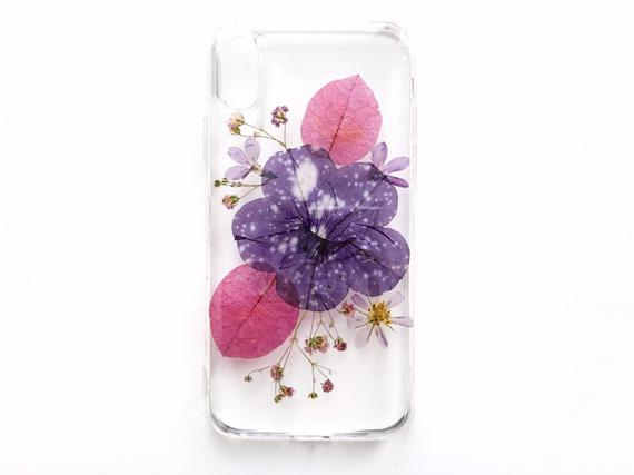 Fantastic Iphone Xs Max Real Dried Pressed Flower Simply Customized Caraccident5 Cool Chair Designs And Ideas Caraccident5Info