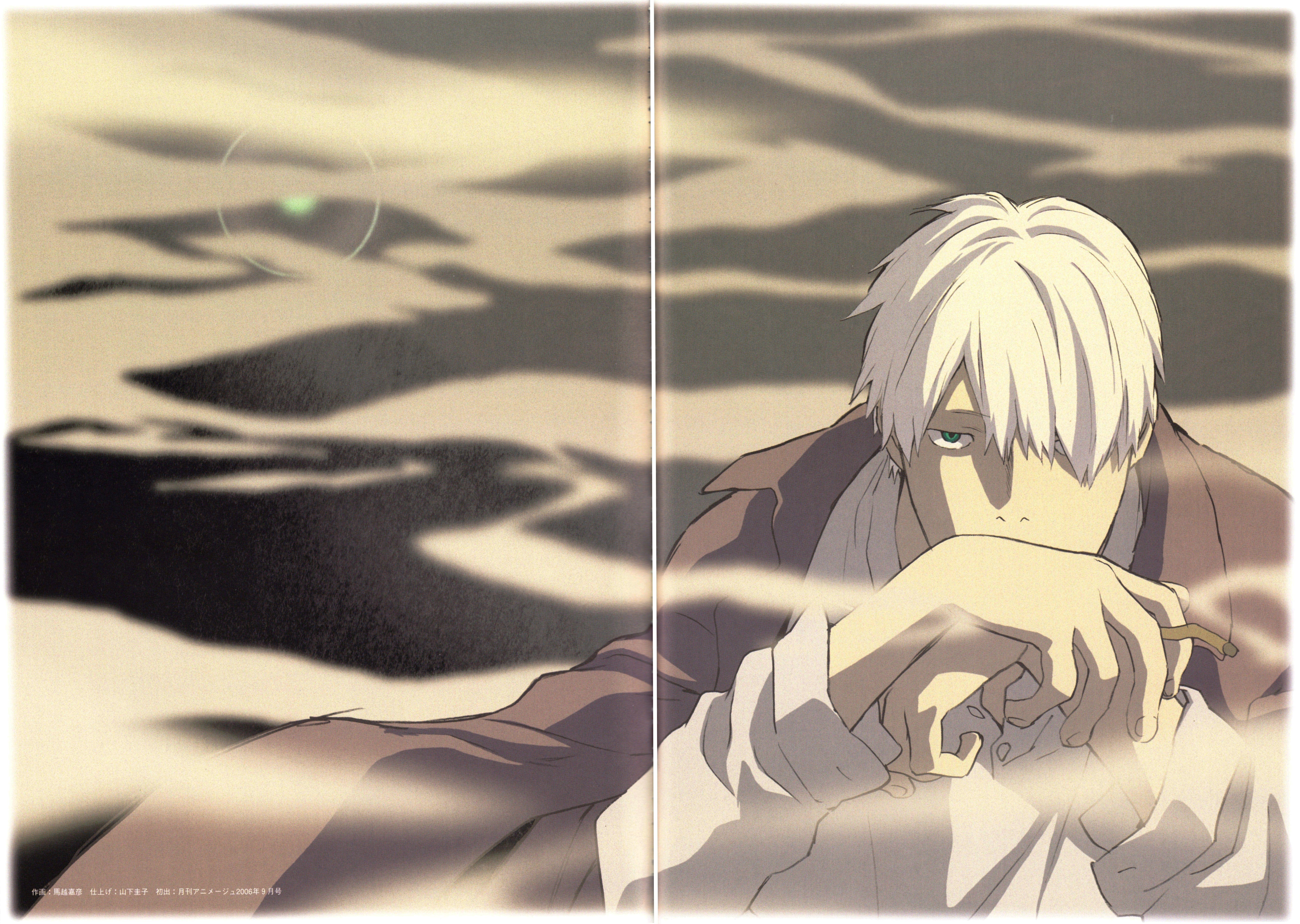 Mushishi Artland Yuki Urushibara Anime movies