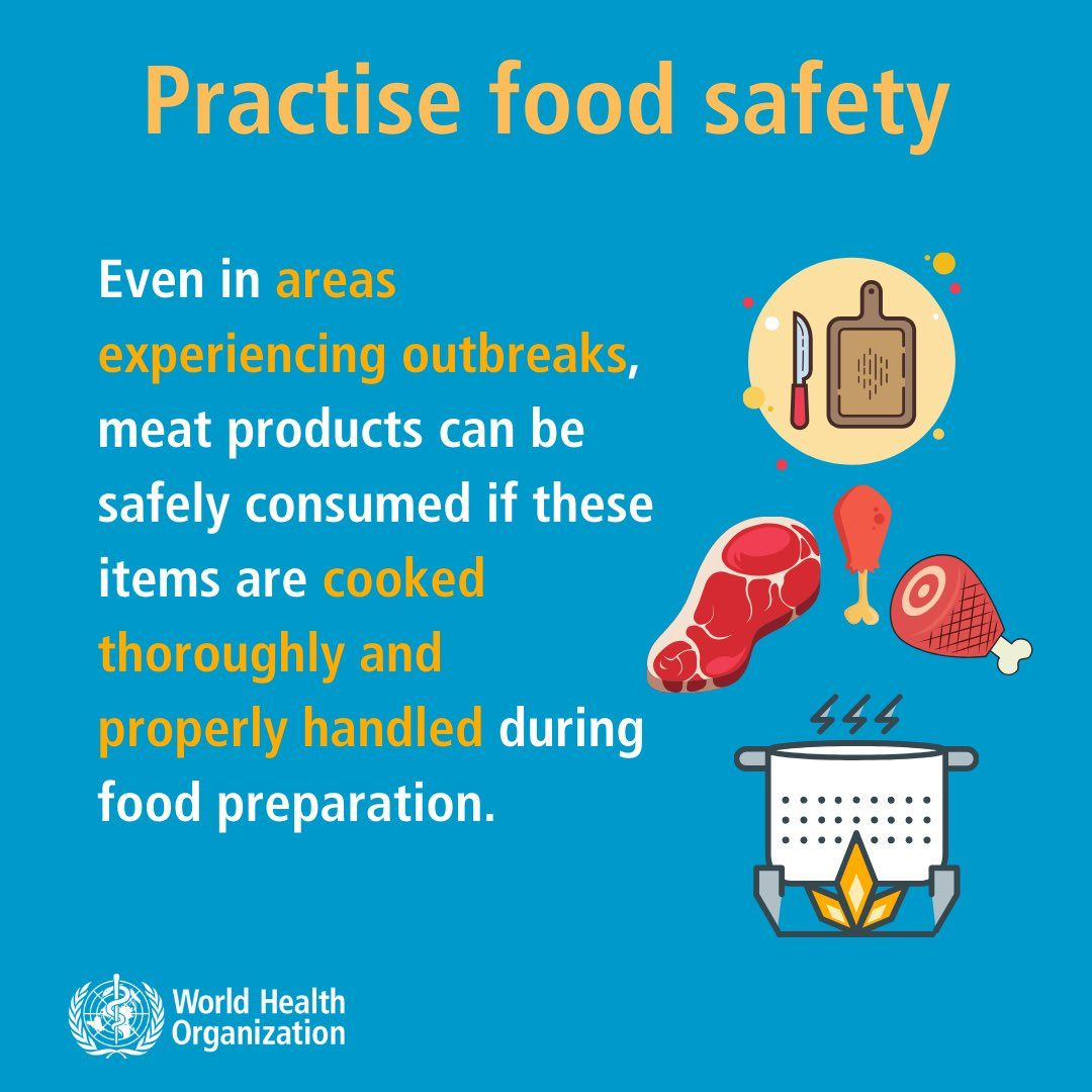 World Health Organization Who On Twitter Preventative Health Food Safety Food Safety And Sanitation