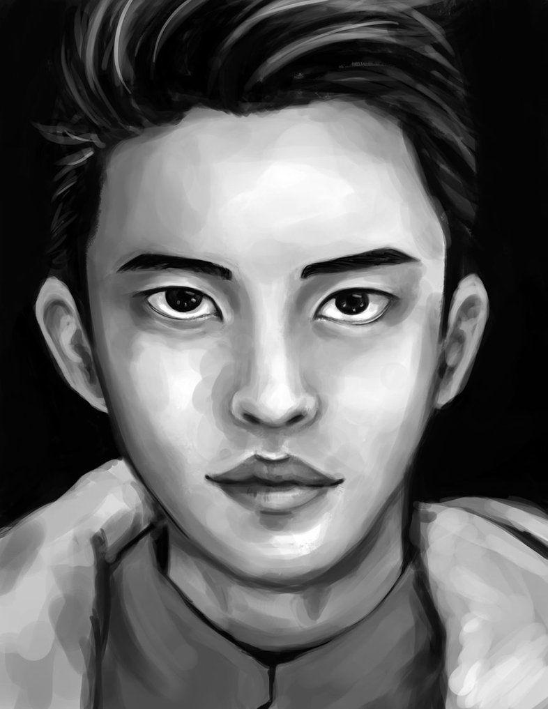 Kyungsoo by yleii on DeviantArt