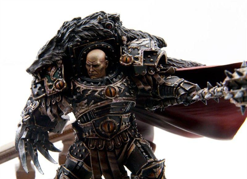 Warmaster Horus, Primarch of the Sons of Horus, Warhammer ...  Warmaster Horus...