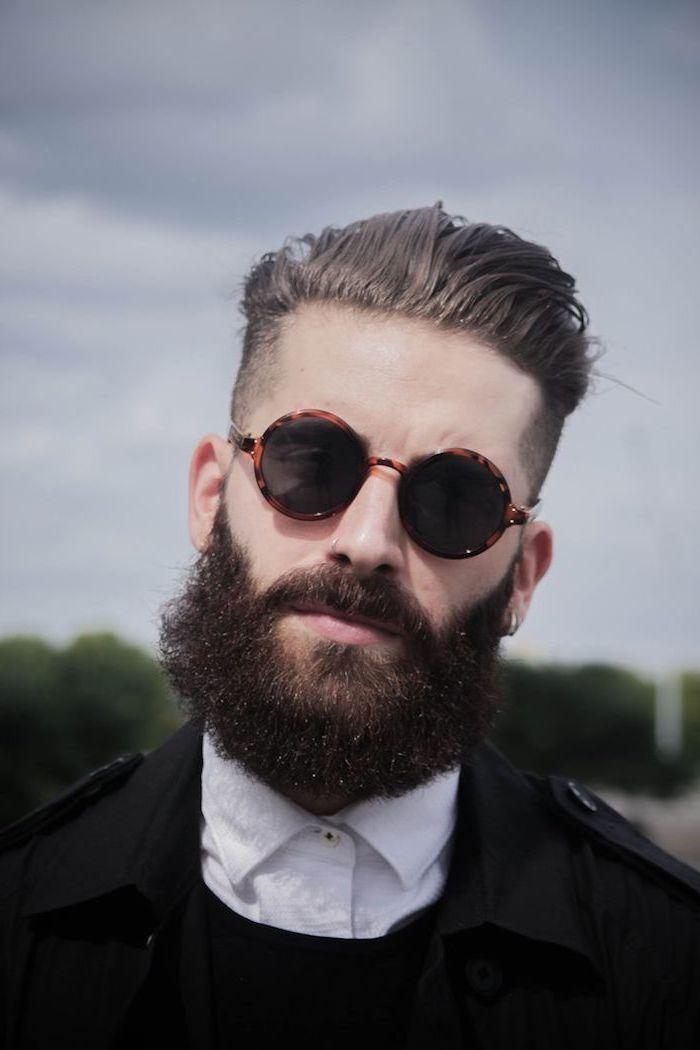 ▷ 1001 + Ideen für Hipster Bart und coole Looks von Männern ...