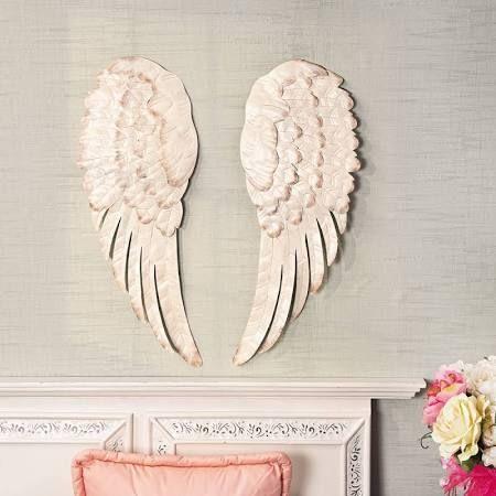 Google  Angel wings wall decor, Angel wings wall, Diy angel wings