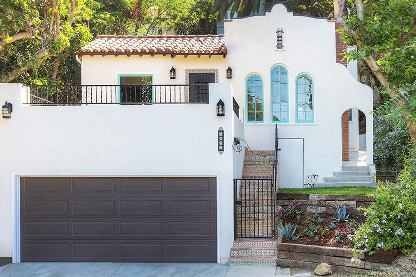 $200k Spanish Revival Mess in Franklin Hills Remade Into $929k ... on how do you say squid in spanish, say no in spanish, just to say in spanish, how do you say shut up spanish, research say in spanish, say good morning in spanish,