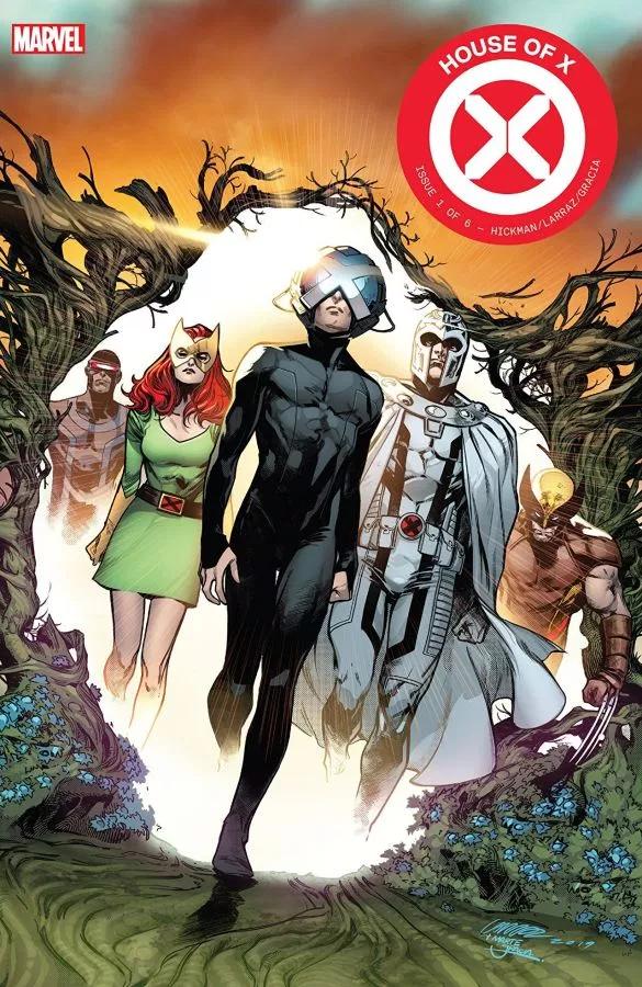 Comic Review House Of X 1 Comics Comic Reviews Ultimate Spiderman