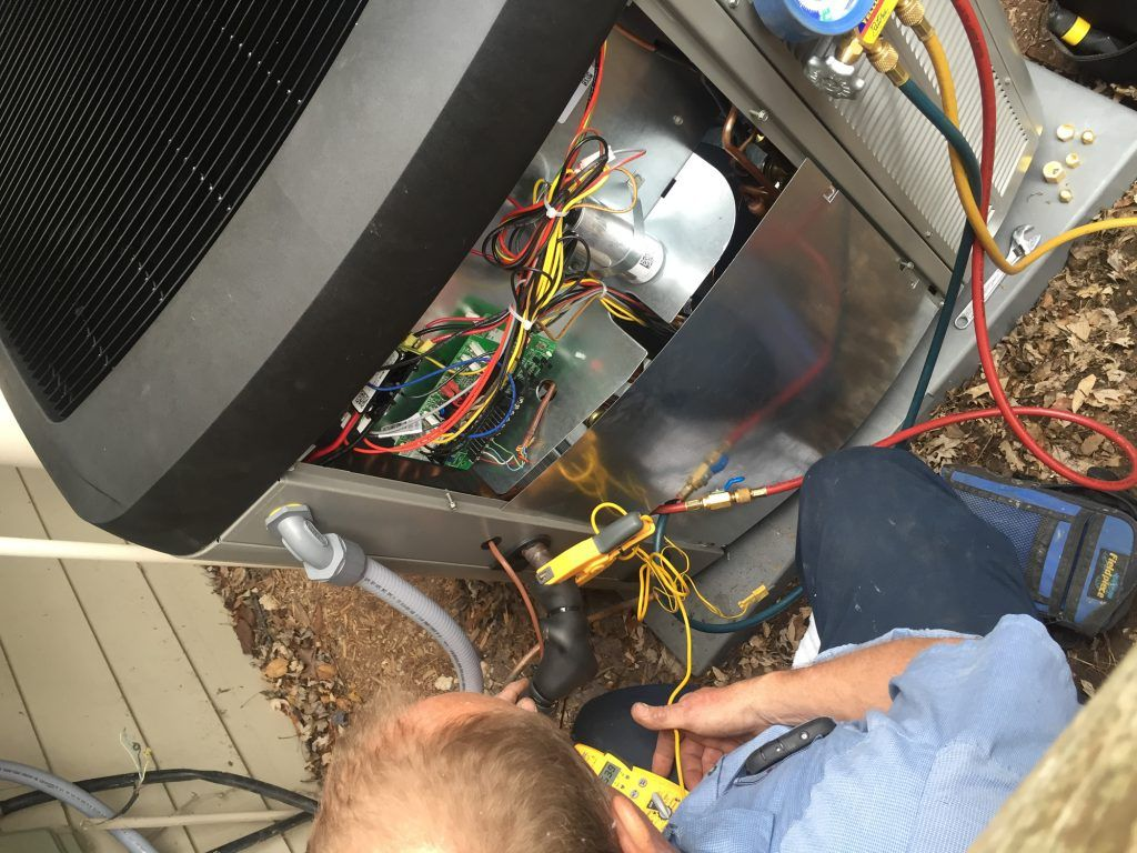 Ac Air Handler Not Turning On