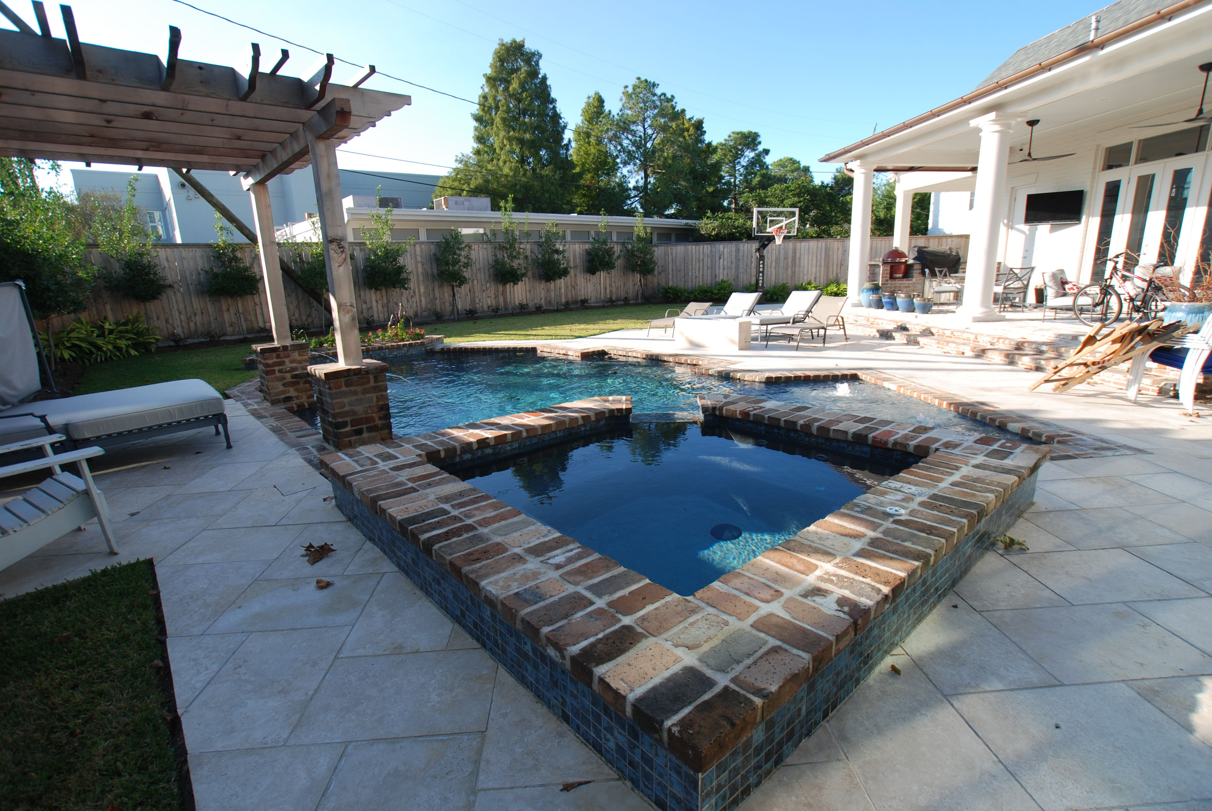 Welcome To Our Online Portfolio Of Custom Built Pools And