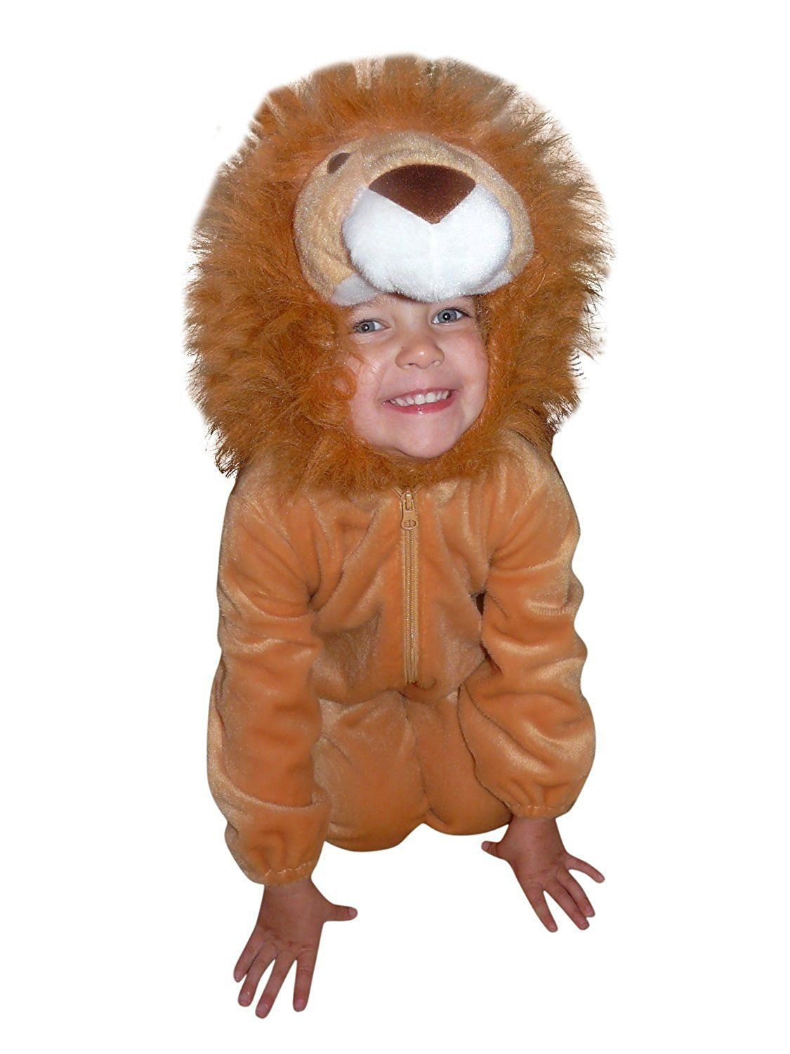 Fantasy World F57 Boys/Girls Lion Halloween Costume Sizes 3T-9 *** Tried it! Love it! Click the image.  Halloween costumes for boys  sc 1 st  Pinterest & Fantasy World F57 Boys/Girls Lion Halloween Costume Sizes 3T-9 ...