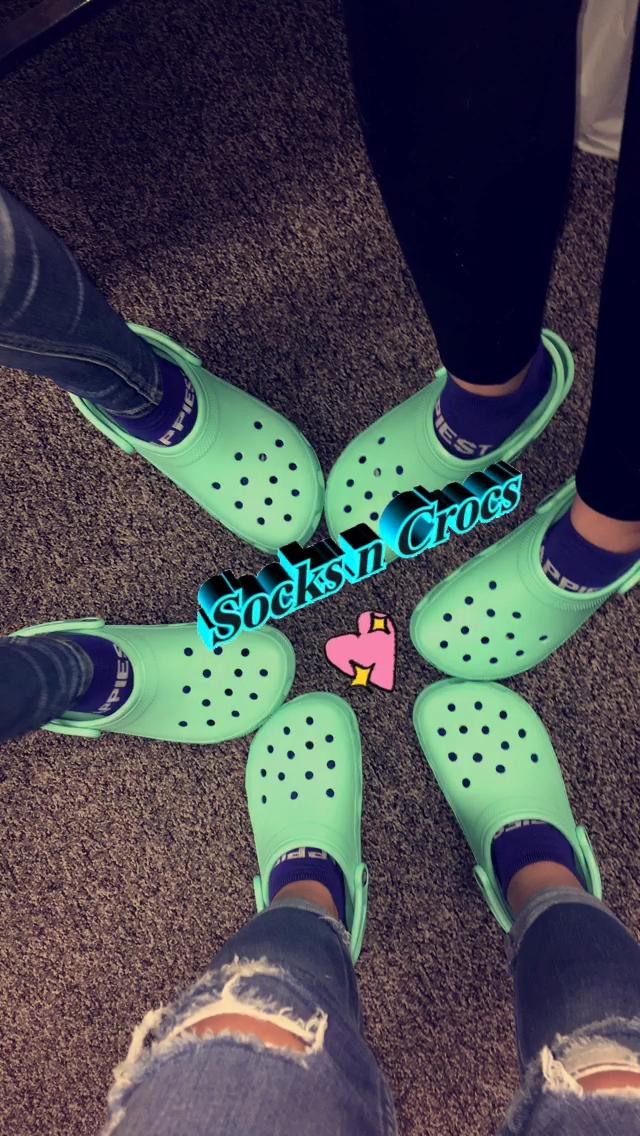 fb06b9d64 croc squad 🤩🧢 Croc Charms