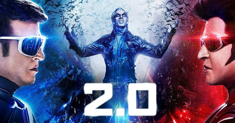 Rajinikanth 2.O to be Released in 10,000 Theatres with 56,000 screens in China