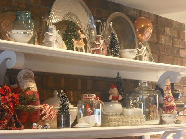 Lakeshore Cottage Living: I am a Christmas Copycat!