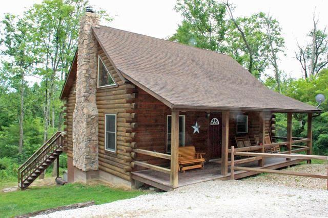 Man Cave Rentals : Liberty ridge cabin near old man's cave 3bd3ba fire pit deck