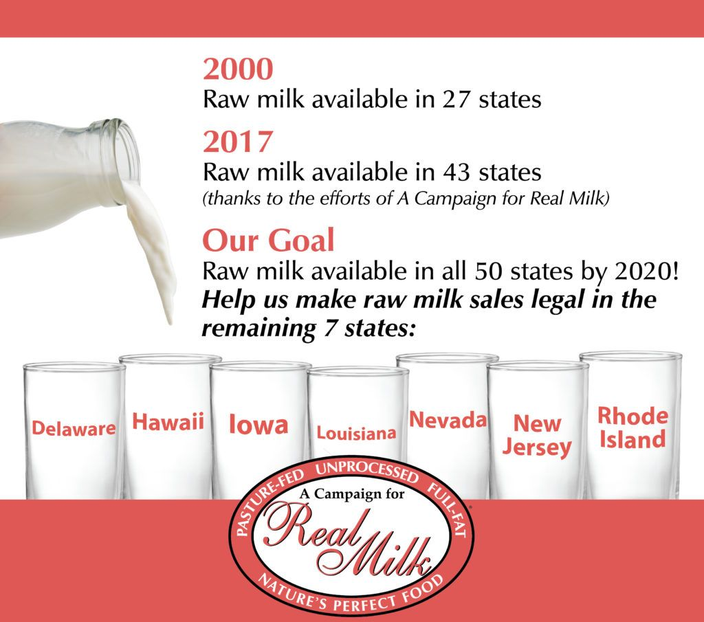 The Facts About Real Raw Milk A Campaign For Real Milka Campaign For Real Milk A Project Of The Weston A Price Founda Raw Milk Milk And More Plant Paradox