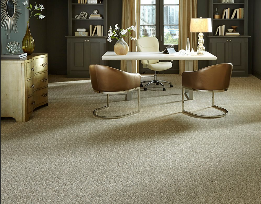 Karastan Carpeting In A Modern Office Carpet Rugs On
