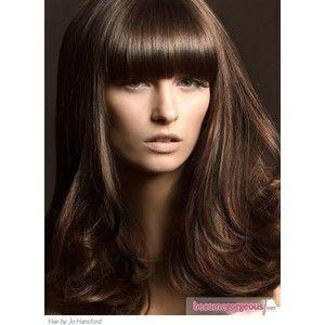 dark chocolate brown hair color chocolat brown