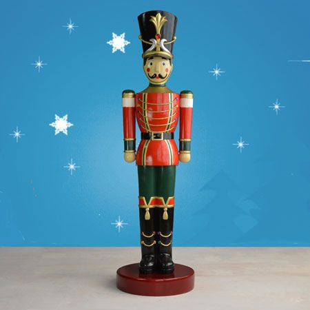 For Double Doors Toy Soldier Life Size Holidays Pinterest Toy