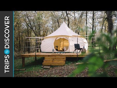 To Truly Enjoy The Stars At Night Of The Lone Star State You Ve Got To Get Out Of The City And Deep Into Nature But That Yurt Glamping Spots Camping Need to translate yurt from turkish? pinterest
