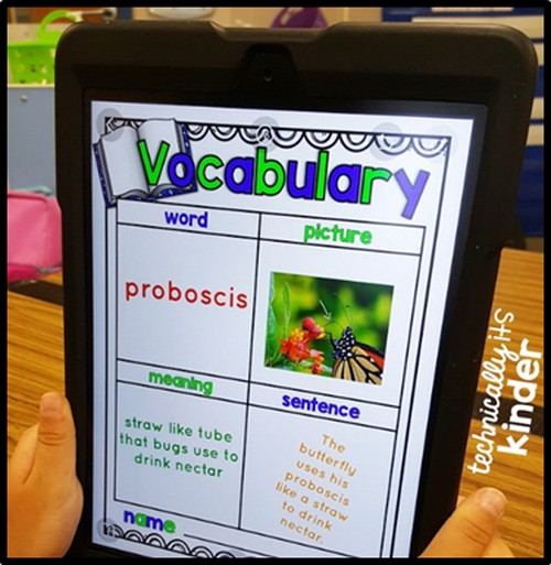 USING SEESAW AND PICCOLLAGE WITH KINDERS