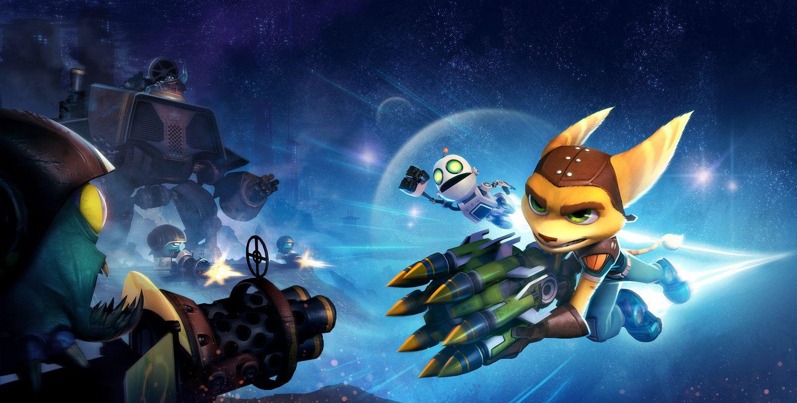 [E3 2012] Ratchet & Clank: QForce