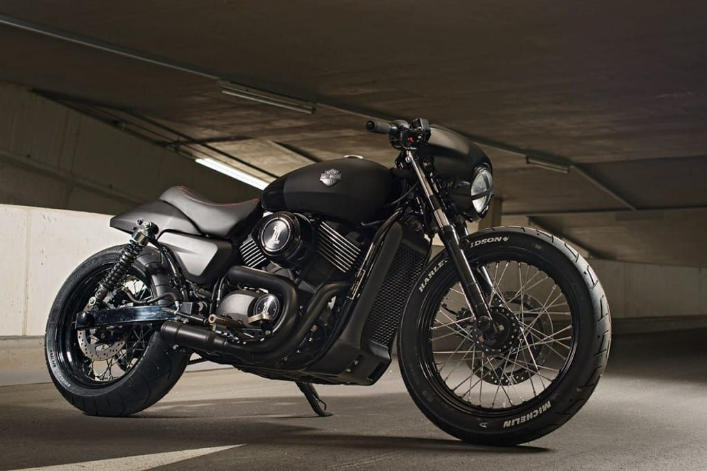 Photo of Harley-Davidson Street 750 by H-D Innsbruck