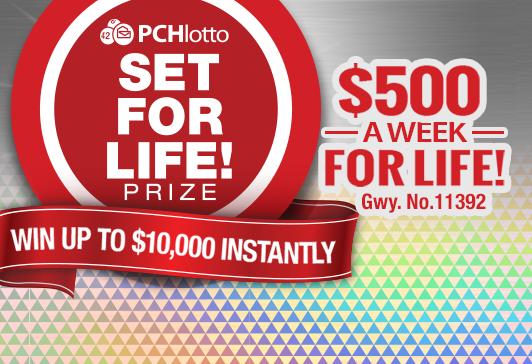 PCHkeno Choices Keno, Lotto, Pch