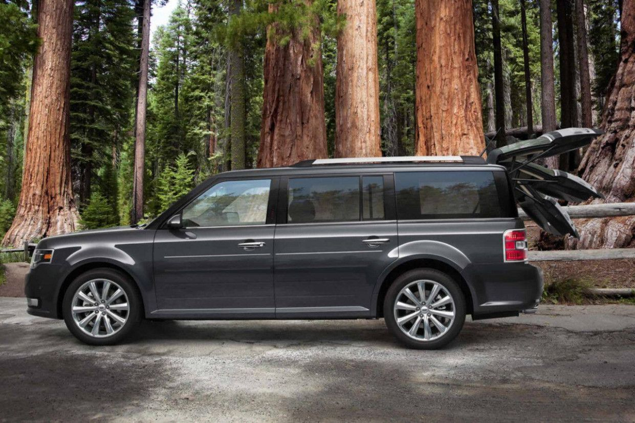 8 Image 2020 Ford Flex in 2020 Ford flex, Lexus sports