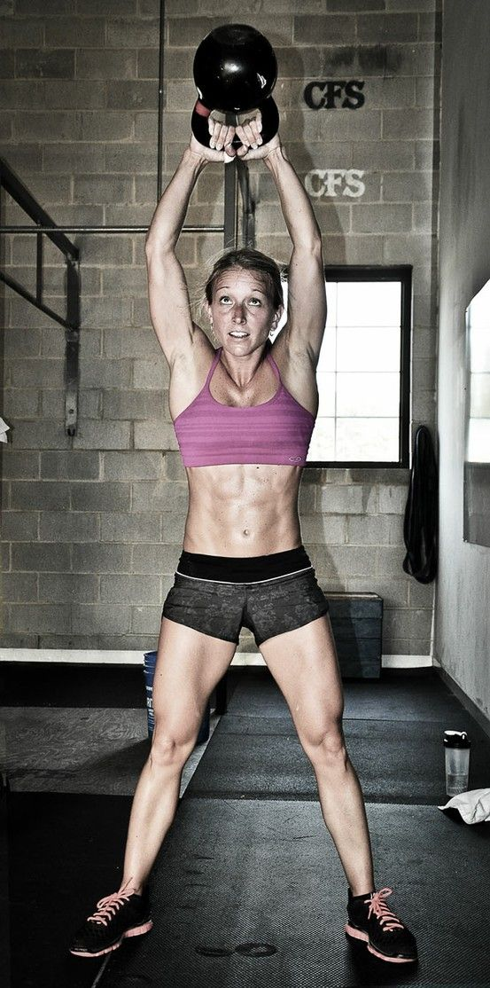 CrossFit Mamas- blogger who is a mother of 4 decided to do to cross fit as her husband has done for years... within 5 months she was in the best shape of her life and these workouts were done within 15/20 minutes 4-5x/week! She altered the workouts to be done at home and for the females!!!.