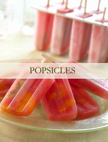 Keep cool with these Healty 50 frozen treats for summer! Recipe...