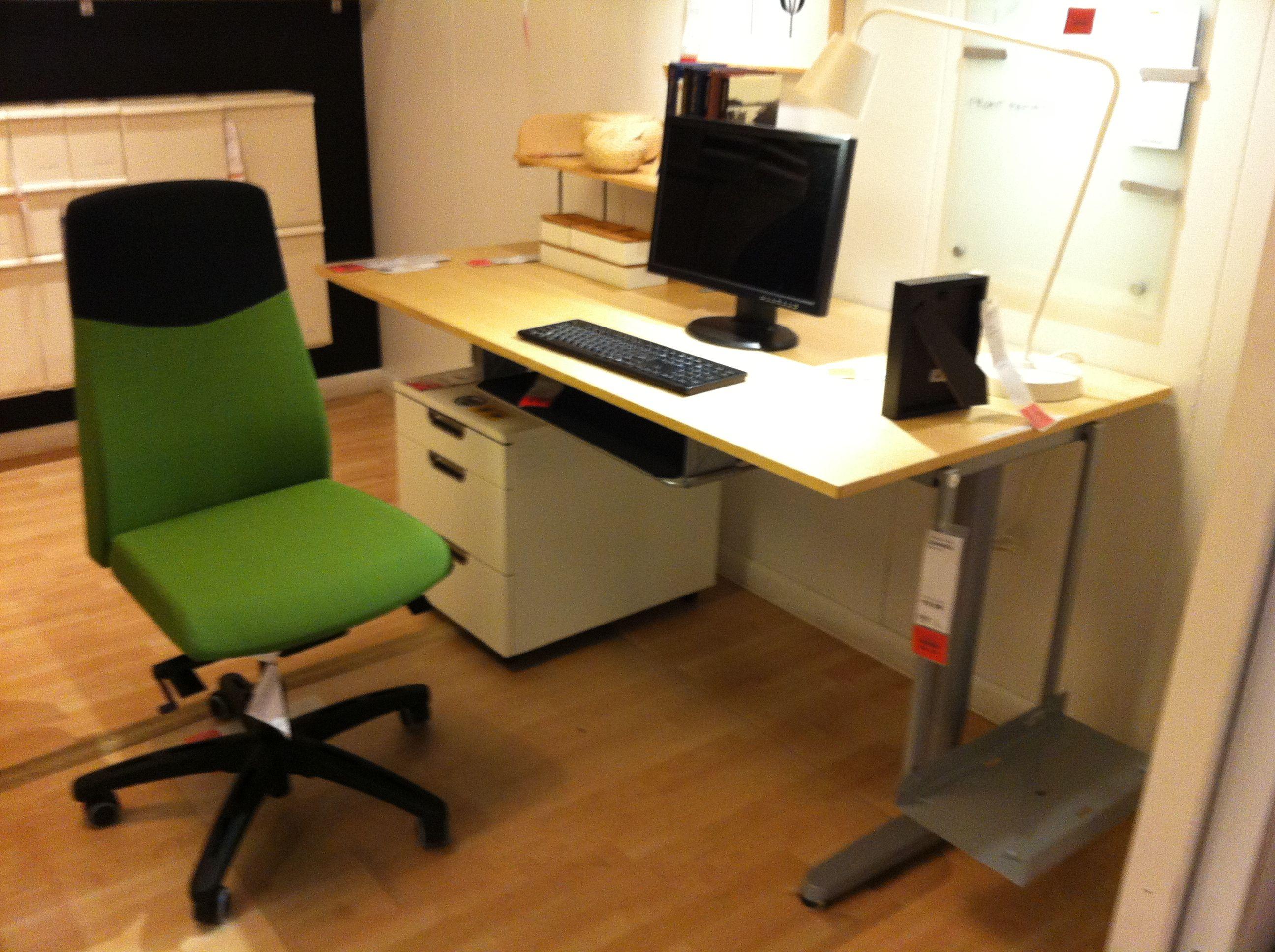 Ikea Galant Desk No Return