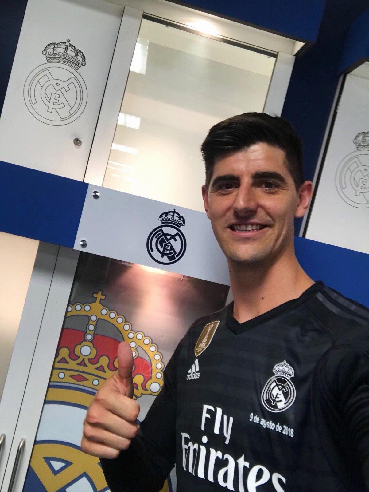 Pin de Juan Manuel de la Poza Gonzale en Real Madrid