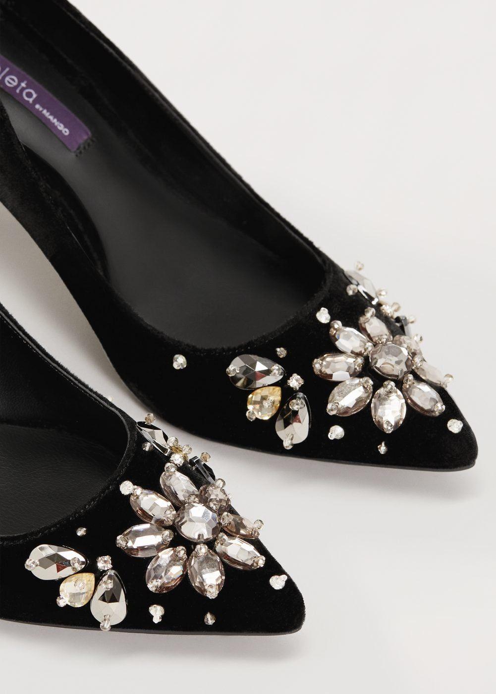 Moda En Tallas Grandes Para Mujer Zapatos De Salon Zapatos Moda