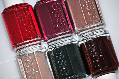Essie Fall 2012 Collection.