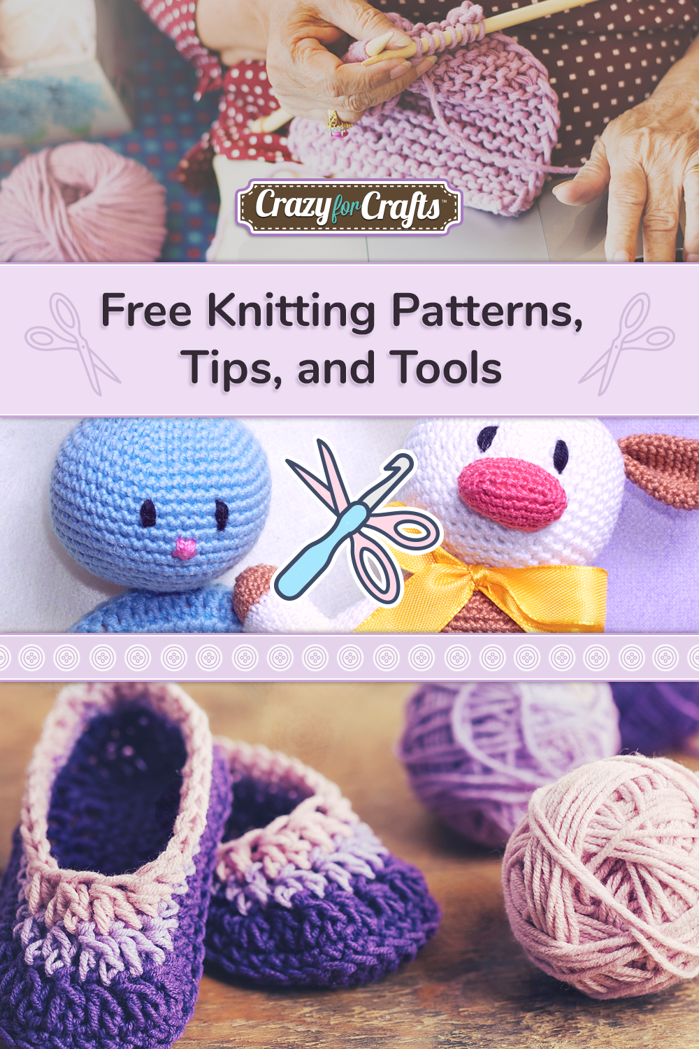 437fdda49 Always looking for a new craft project or knitting pattern  Download our  free browser extension